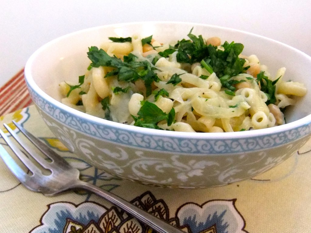 Middle Eastern Style Mac & Cheese