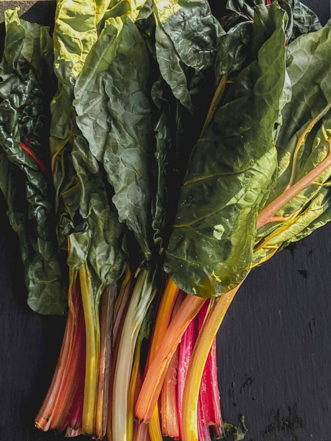Easy Swiss Chard Recipe With White Beans May I Have That Recipe
