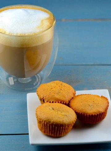 Dairy & Gluten Free Passover Chocolate Chip Mini Muffins