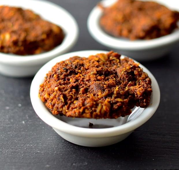 quinoa power cookies