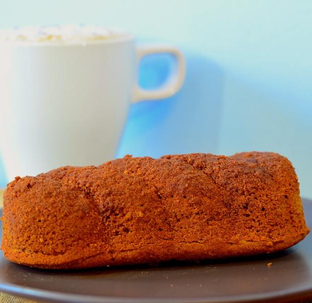 """Cinnamon sugar cruller. Super fluffy, tasty and """"cinnamony""""!"""