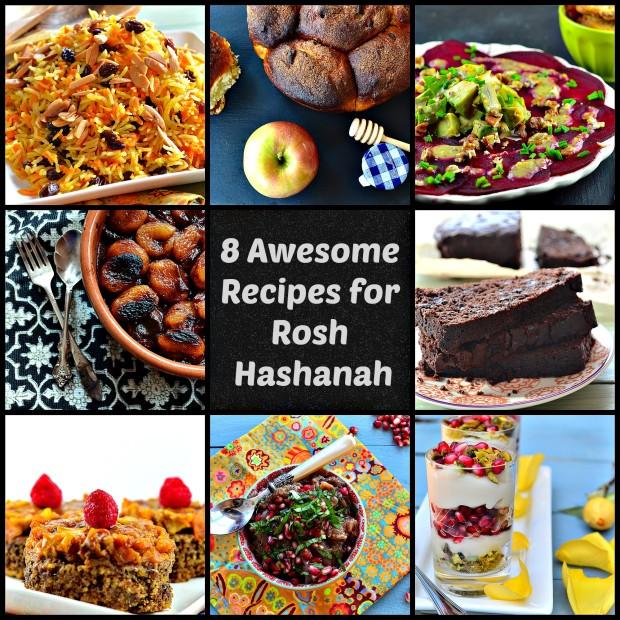 8 Rosh Hashanah Recipes