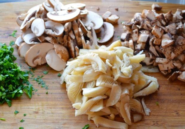 Cashew Polenta