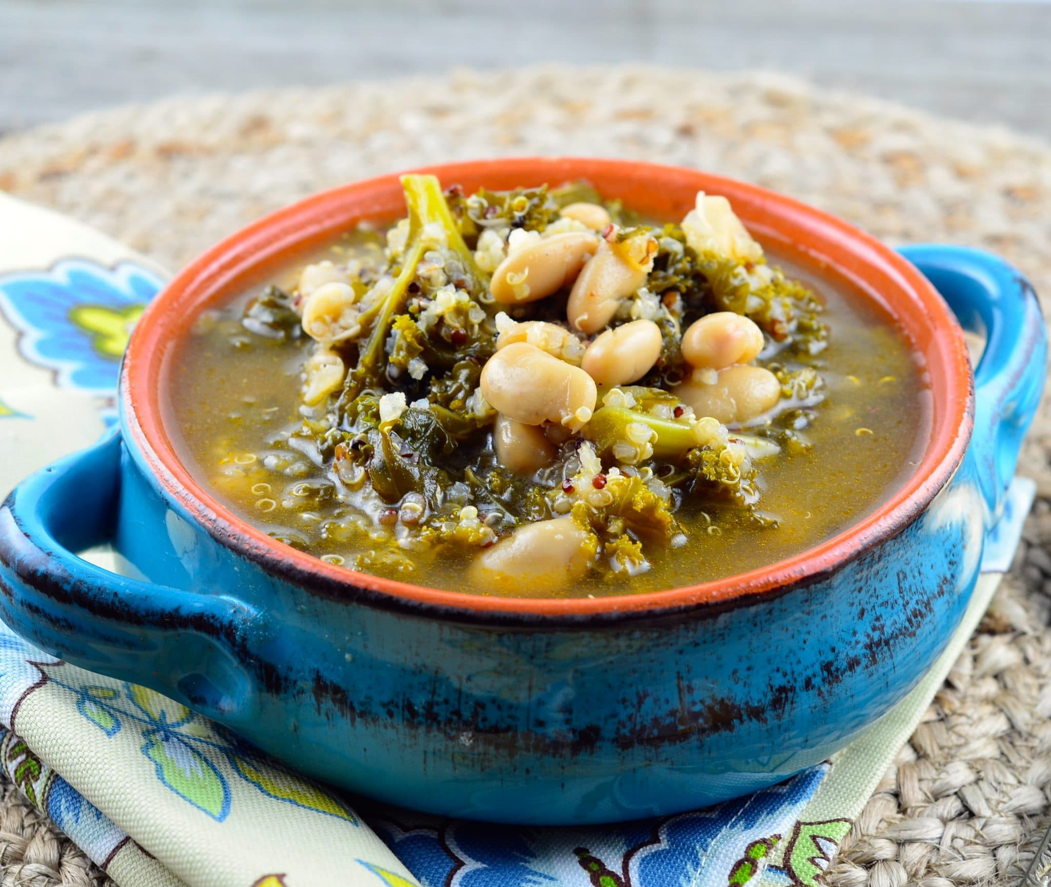 pictures Kale and White Bean Soup