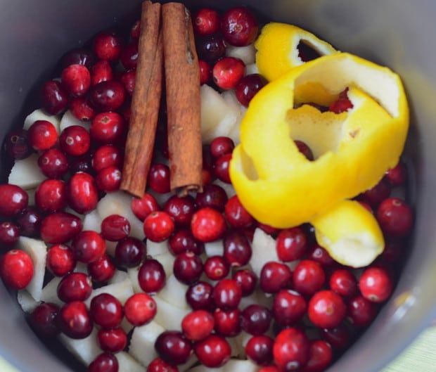 Try this Pear,Chianti and Fresh Cranberry Chutney, is a delicious variation on your classic Thanksgiving cranberry sauce. And you will never look back!