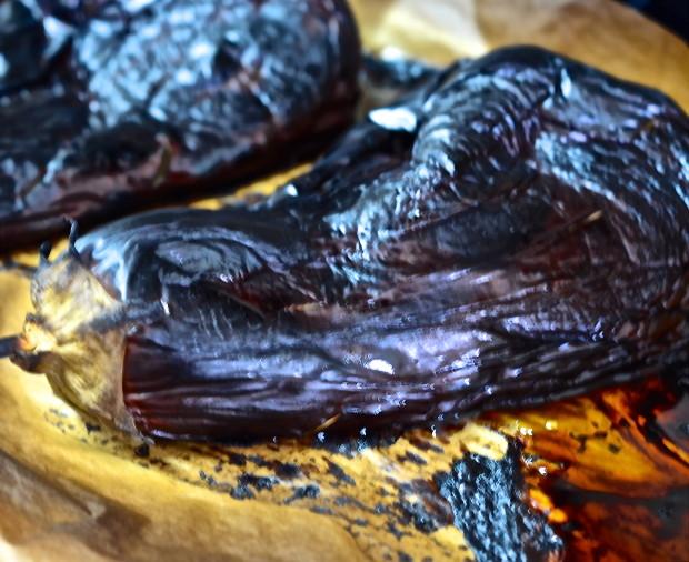 lentil eggplant babaganoush 3