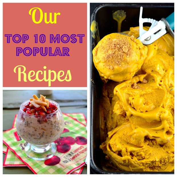 10 best recipes 2nd blogoversary