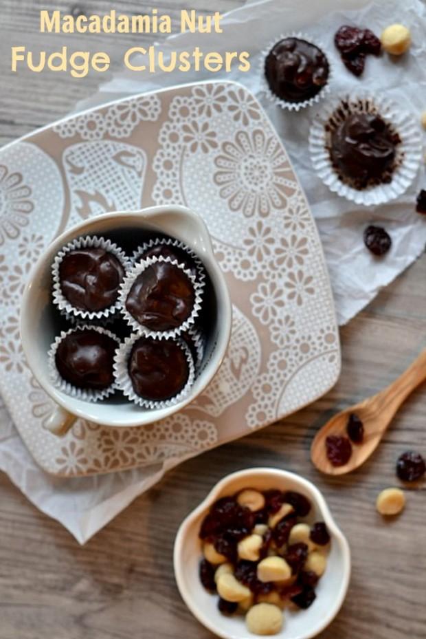Macadamia-Nut-Fudge-Clusters