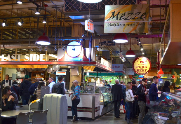 Reading Terminal Market #Philadelphia #MyHomeTownGuide #Basset #IceCream #TheHeadNut