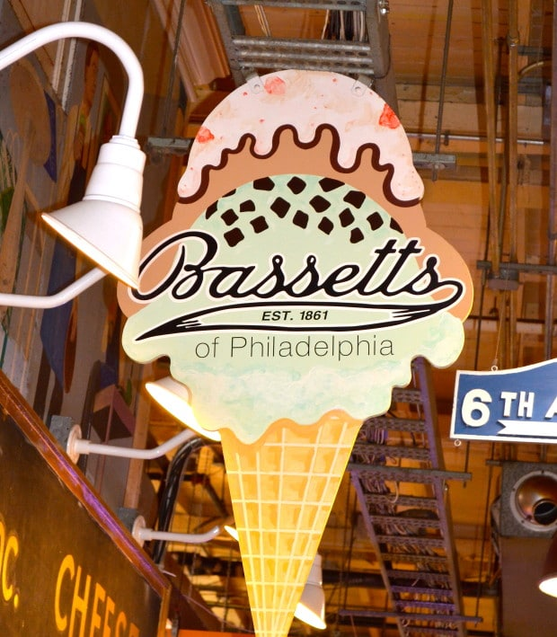 Reading Terminal Market #Philadelphia #Bassets #IceCream #TheHeadNut #MyHomeTownGuide