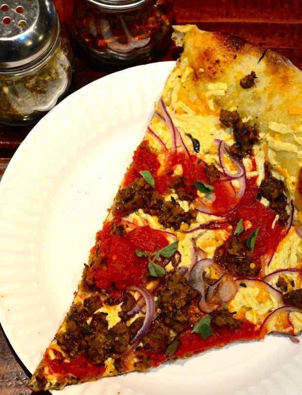 Blackbird Pizzeria #philadelphia #Pizza #MyHomeTownGuide #Vegan