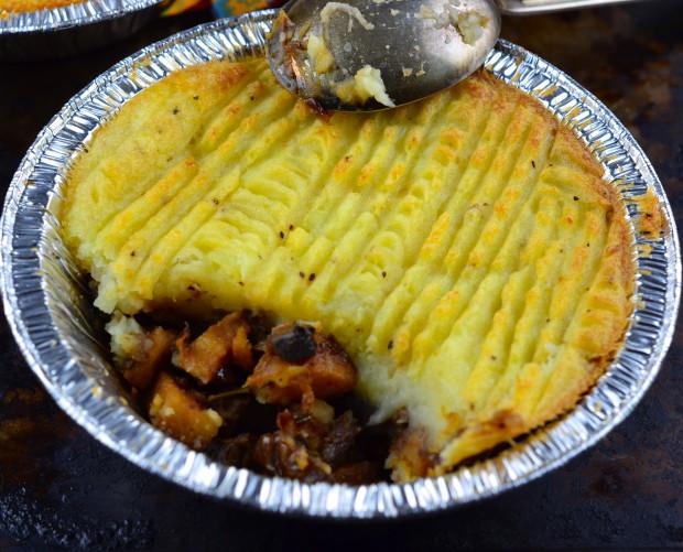 Vegan Shepherds Pie - #vegan #shepherds pie #thanksgiving #holidays #kosher #vegetarian #glutenFree #passover