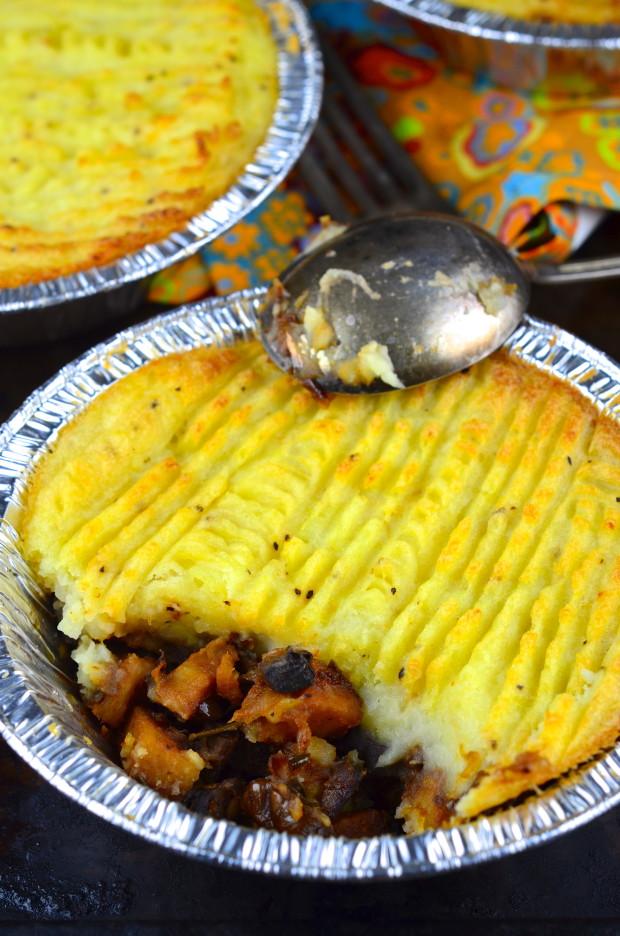 Vegan Shepherd's pie #passover #thanksgiving #glutenFree #kosher #vegan