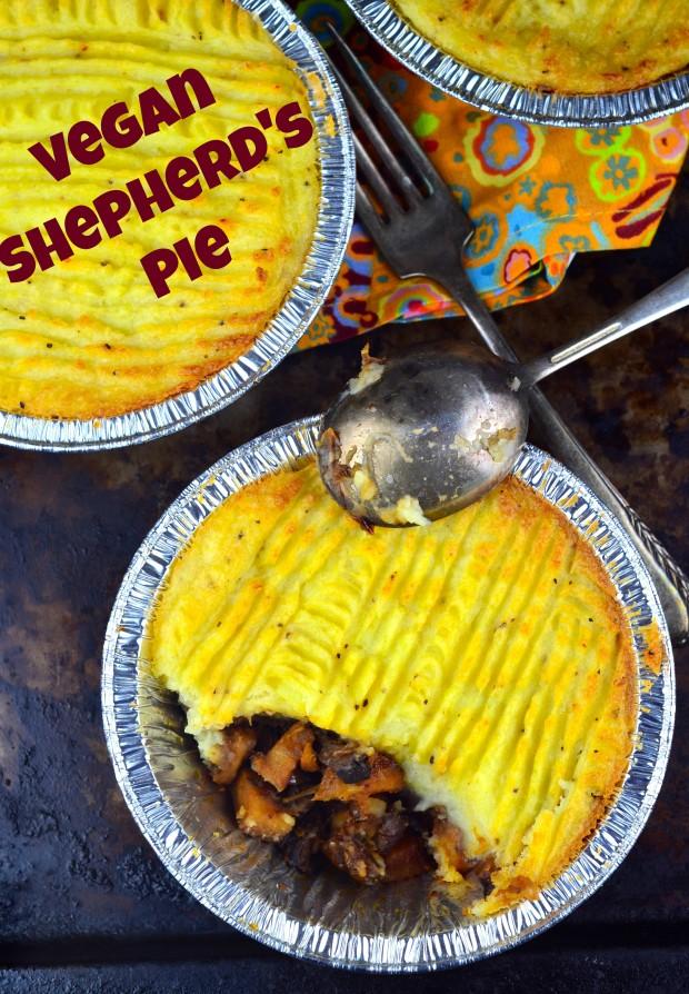 Vegan Shepherd's Pie #passover #vegan #glutenFree #kosher