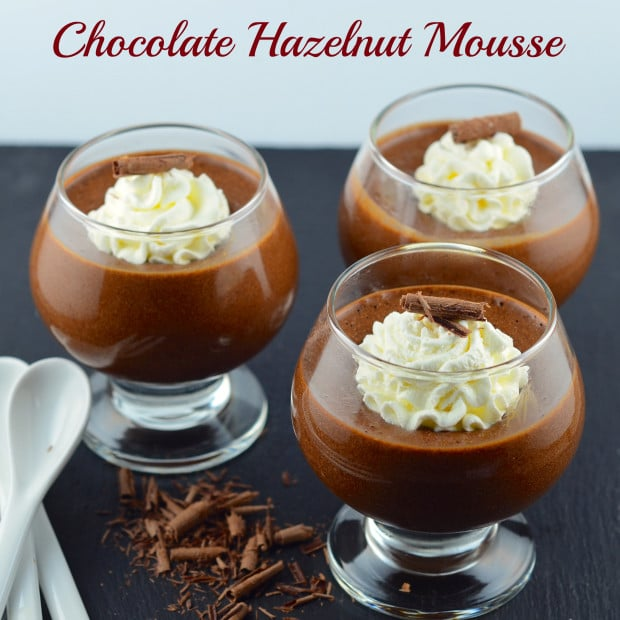 chocolate  hazelnut mousse  #eggs #safeEggs #pasteurized #dessert #Chocolate #nutella #mousse #kosher #vegetarian #protein #