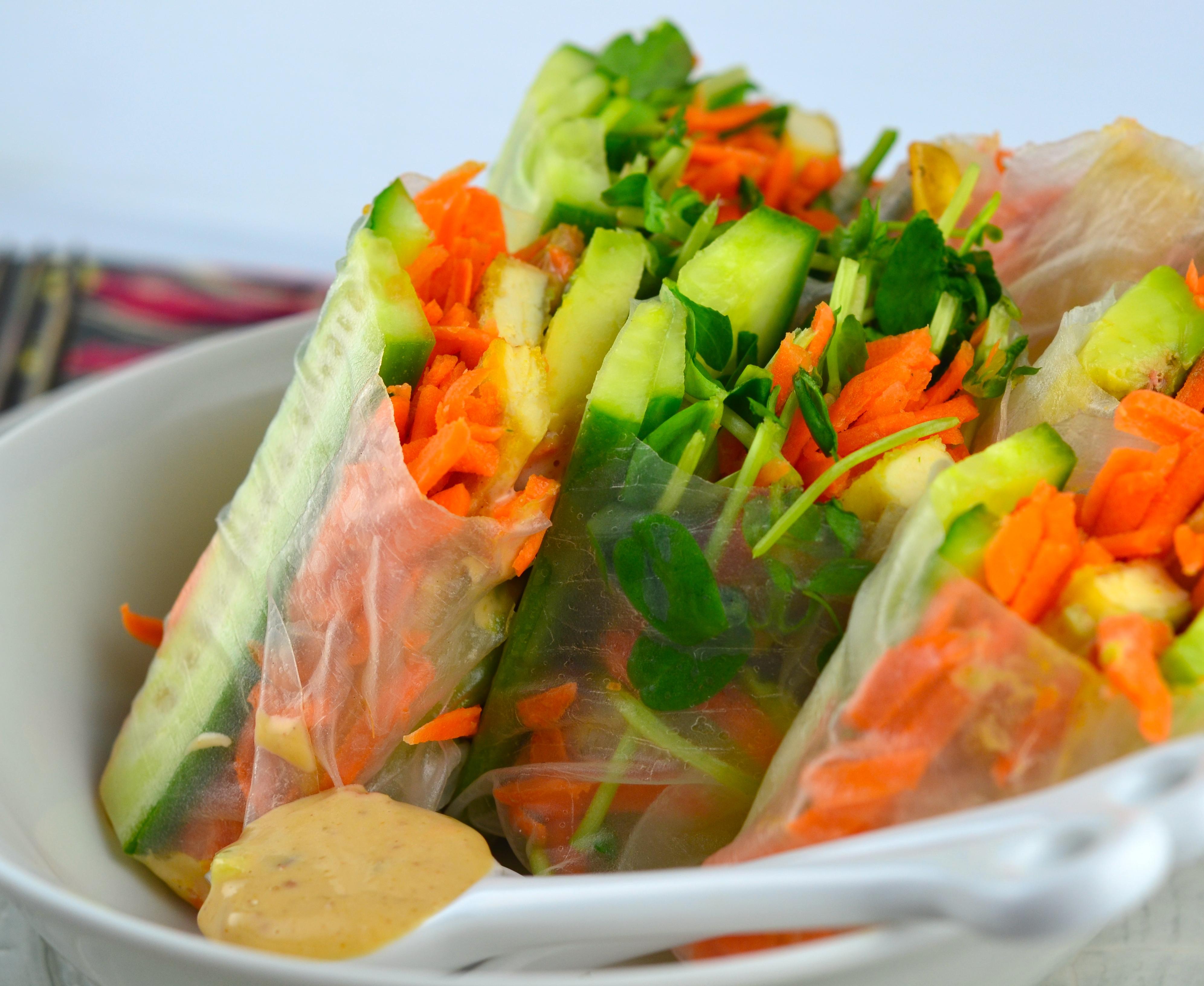 Tofu And Summer Vegetables In Coconut Milk Recipe — Dishmaps