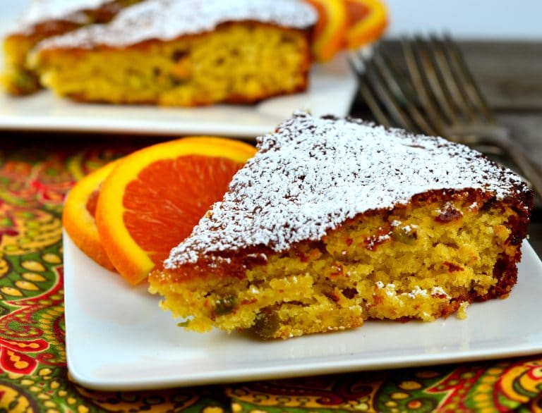 Orange Honey Almond Cake May I Have That Recipe