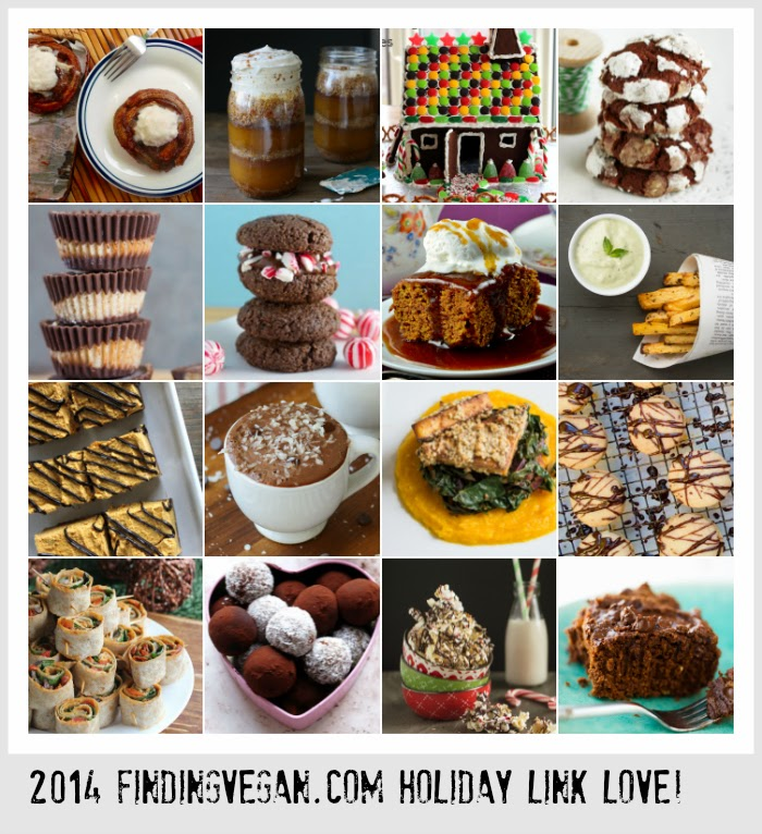 "The Most Mouthwatering Vegan Holiday Recipe Roundup From ""Finding Vegan"" Bloggers"