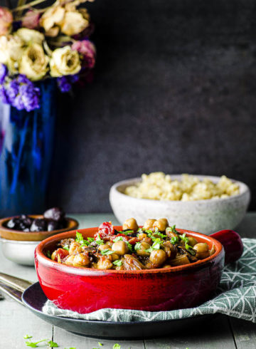 Fennel And Chickpea Stew