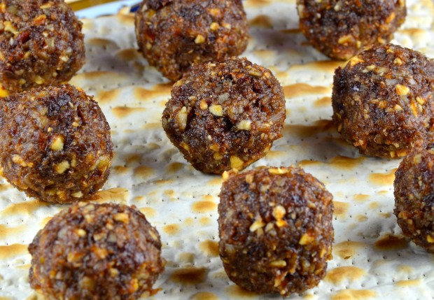 Not Just for Passover Recipes: Sephardic Style Haroset Bites | May I ...