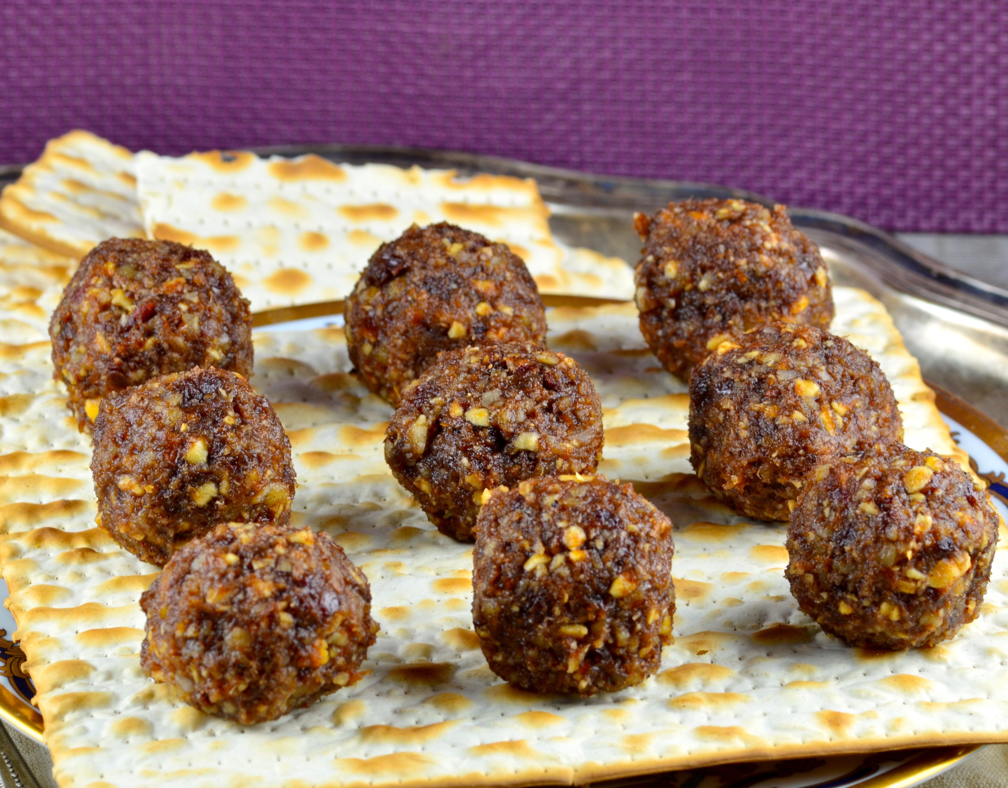 recipe: sephardic vegetarian passover recipes [4]