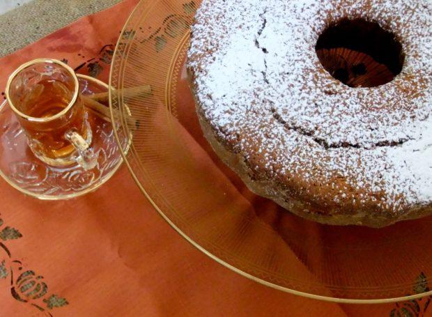 Sephardic Orange Cake