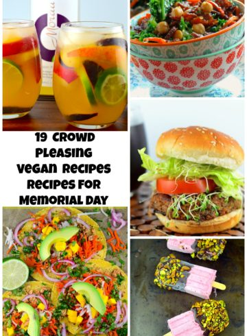 19 Crowd Pleasing Vegan Recipes For Memorial Day