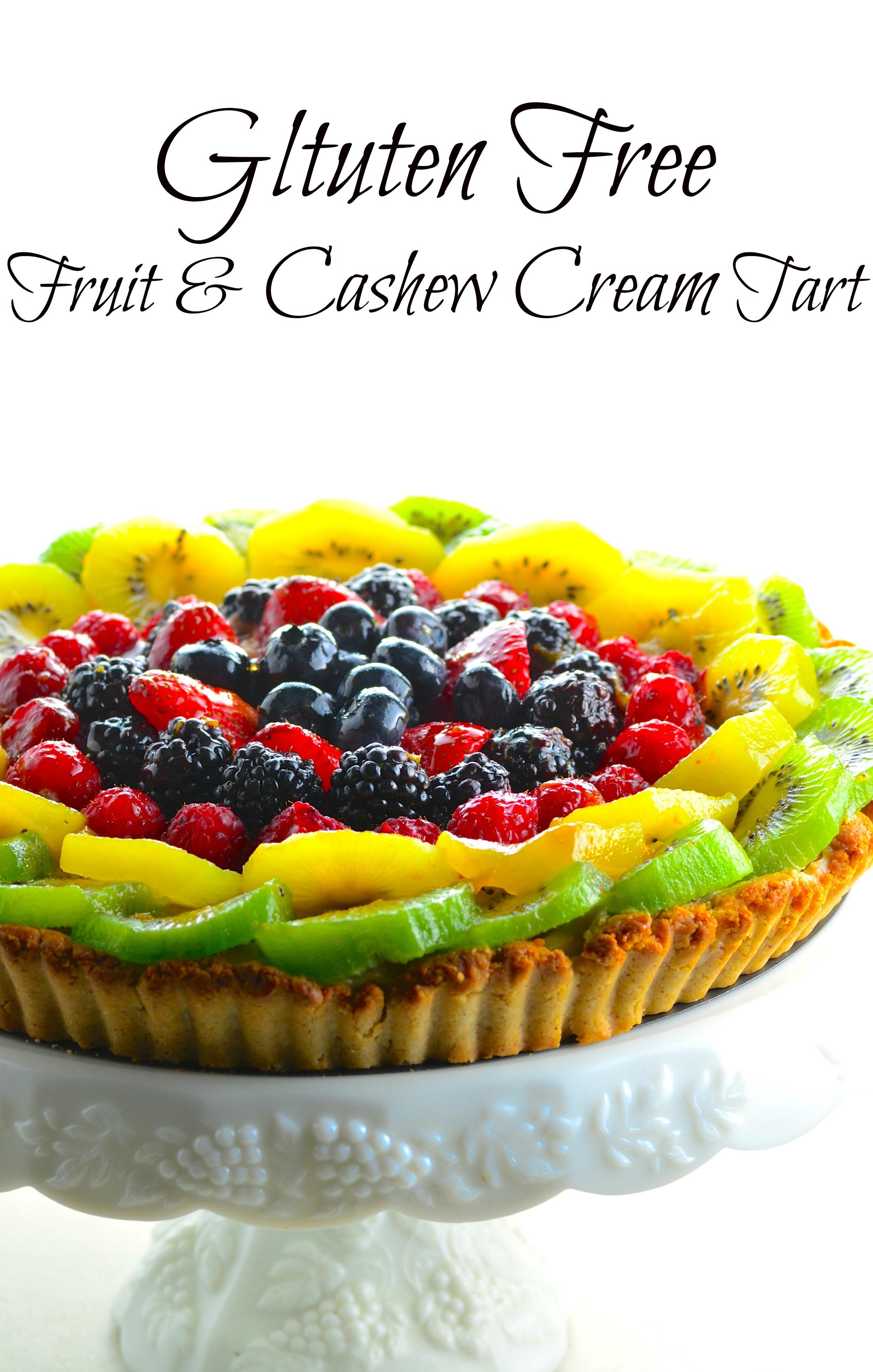Cashew fruit cake recipe