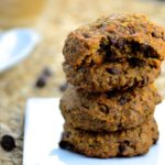 Chocolate Chip Hemp Protein Cookies - The perfect breakfast cookie - vegan and kosher
