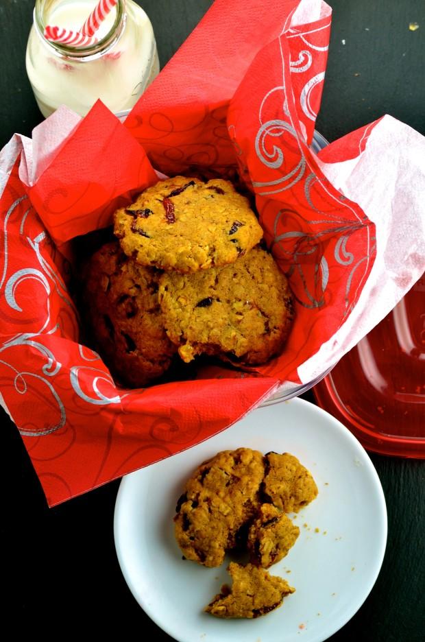 vegan cranberry pecan cookies #shop