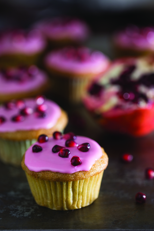 pomegranate cupcakes3