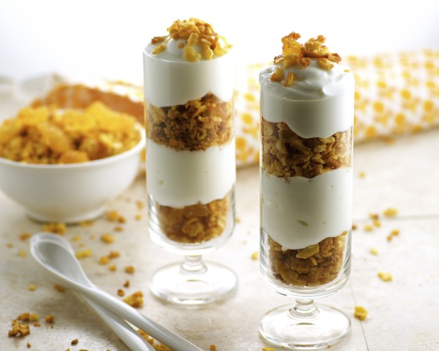 Gluten Free Passover Piña Colada Granola - A satisfying gluten free breakfast that will keep you full until lunch time