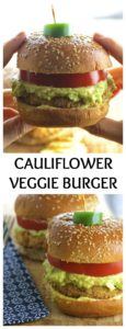 Yes, we know what you're thinking... Another cauliflower recipe, another veggie burger... Boooring! Ok, maybe. It all depends on how you look at it. And we don't know, since we're not you and we can't get inside your head (yet anyway). But what we CAN do, is tell you why we think this Cauliflower Veggie Burger is awesome..