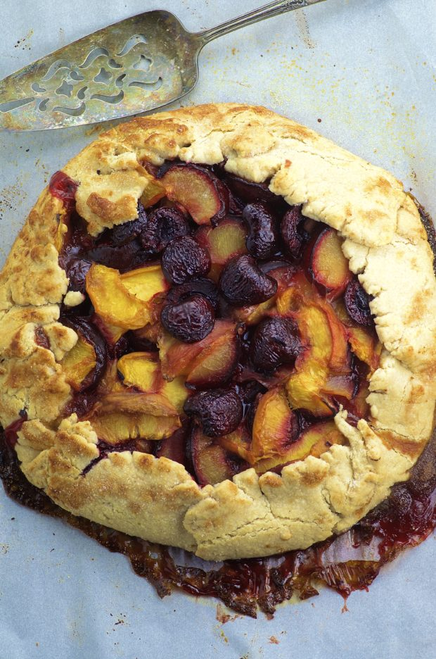 Summer Stone Fruit Galette - May I Have That Recipe