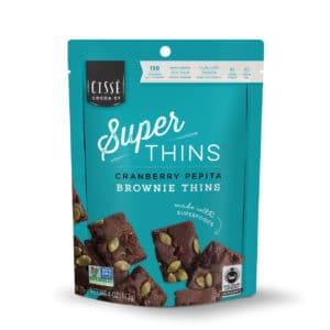 Packs Cissé Cocoa Co Brownie Thins