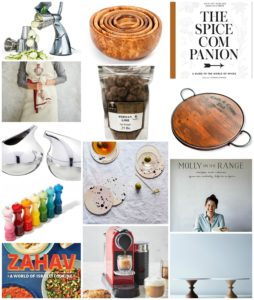 Best Gift Guide for Foodie Host and Hostess