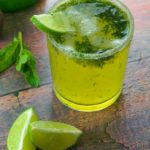 Ginger Beer Moscow Mule Mojito