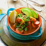 Light Detox Soup - Filling, warm and Satifying