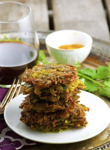 The 8 Latkes of Hanukkah