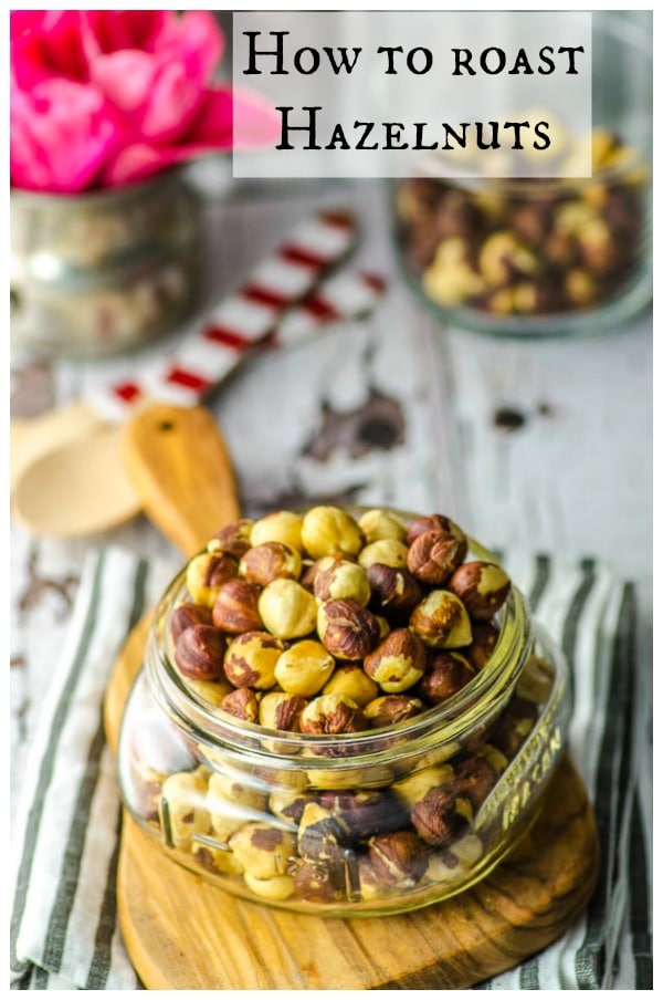 Calling all Hazelnut lovers! Learn how to roast hazelnuts, itis easier than you could have imagined! Roastedhazelnuts are a greataddition to salads, roasted vegetables, and desserts. Roasted Hazelnuts make a great healthy snack too!