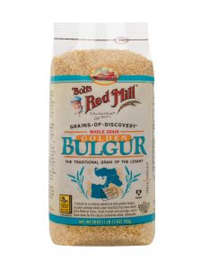 Bob's red Mill Bulgur Wheat