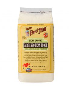 Bob's red mill garbanzo bean flour