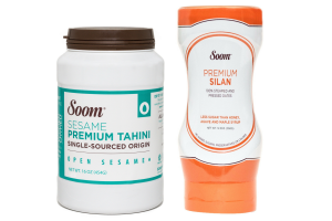 Soom tahini and doom silan