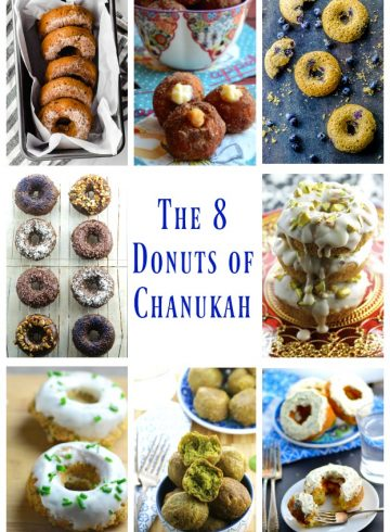 The 8 Donuts of Chanukah