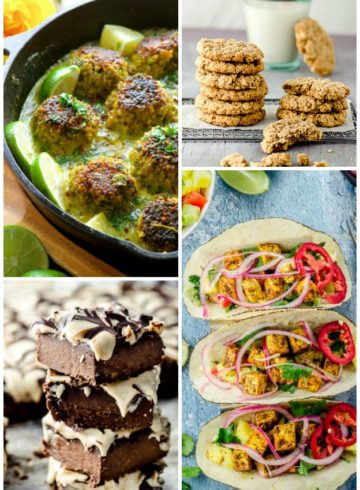 21 Favorite & Best Vegan Recipes