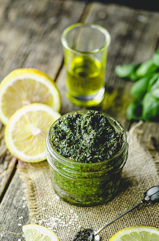How To Make Pesto Sauce May I Have That Recipe